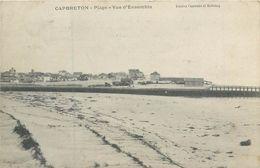 CPA 40 Landes Capbreton La Plage Vue D'ensemble - Capbreton