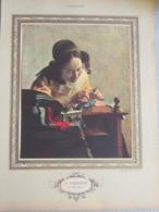 Art - Peinture - Jan Van Der Meer Ou Vermeer De Delft - La Dentellière - Otras Colecciones