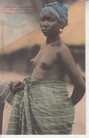 Afrique Occidentale - Etude N° 103 - Jeune Fille Sousou - South, East, West Africa