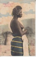 Afrique Occidentale - Etude N° 84  - Femme Malinké - South, East, West Africa