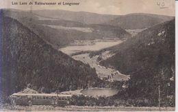 Les Lacs De Retournemer Et Longemer  1913 - Xonrupt Longemer