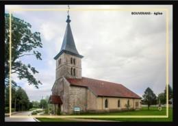 25  BOUVERANS   ...  L'eglise - France