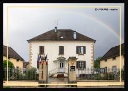 25  BOUVERANS   ...  La  Mairie - France