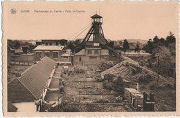 JUMET  -  Charbonnage Du Centre  -  Puits St-Quentin  -  Puits Saint Quentin  - - Sonstige