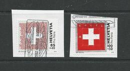 2019 ZNr WII 339-340 (2001) Pro Patria - Schweiz