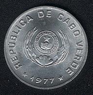 Cabo Verde, 50 Centavos 1977, UNC - Cap Verde