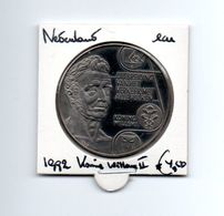 NEDERLAND ECU 1992 KONING WILLEM II - [ 6] Monnaies Commerciales