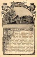 Chateau De TIREGAND  ( Creysse ) - Collection Historique Des Chateaux De Guienne . - France