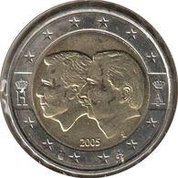 BE20005.1 - BELGIQUE - 2 Euros Commémo. Union Economique Bel-lux - 2005 - Belgium