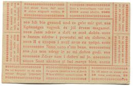AUSTRIA HUNGARY WW1 - K.u.K. FELDPOST STATIONERY WAR PROPAGANDA, Year 1918. TRAVELED TO OSIJEK CROATIA - WW1