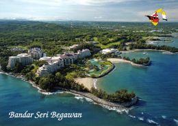 1 AK Brunei * Blick Auf Bandar Seri Begawan - Luftbildaufnahme Der Hauptstadt Von Brunei * - Brunei