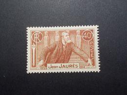 Timbre FRANCE N° 318 Neuf** Sans Charnière (29) - Marcofilia (Sellos Separados)