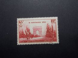 Timbre FRANCE N° 403 Neuf** Sans Charnière (30) - Marcofilia (Sellos Separados)