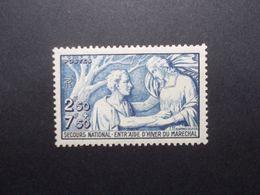 Timbre FRANCE N° 498 Neuf** Sans Charnière (32) - Marcofilia (Sellos Separados)