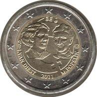 BE20011.1 - BELGIQUE - 2 Euros Commémo. Journée De La Femme - 2011 - Bélgica