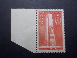 Timbre FRANCE N°395 Neuf** Sans Charnière (38) - Marcofilia (Sellos Separados)