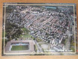 Strasbourg Meinau Cartolina Stadio Postcard Stadion AK Carte Postale Stade Estadio Stadium - Calcio