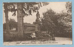 TH0776   CPA  XERTIGNY  (Vosges) Notre-Dame De Bon-Secours - Enfants  ++++ - Xertigny