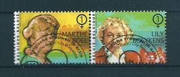 [2200] Zegels 3882 - 3883 Gestempeld - Belgium