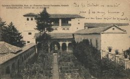 GRANADA. GENERALIFE. PATIO DE LA ACEQUIA - Granada