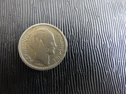 2o Francs Algerie Surfrappée OAS - France