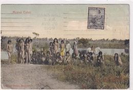Mujeres Tobas - 1909       (A-233/I-200615) - Paraguay