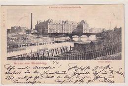 Gruss Aus Bromberg - Deutsche Frankatur - 1902      (A-233/I-200615) - Polen