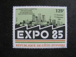 Cote D'Ivoire: TB N° 737, Neuf XX. - Ivory Coast (1960-...)