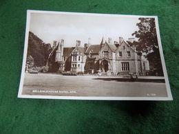 VINTAGE UK SCOTLAND: AYR Belleisle House Hotel Sepia 1964 Hendersons - Ayrshire