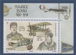 Michel Coiffard Et Maurice Boyau De Feuillet Poste Aérienne 3.80€ N°82 Sur Marge  Maurice Boyau - 1960-.... Ungebraucht