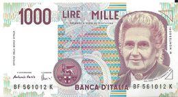 ITALIE - 1000 Lire 1990 UNC - 1000 Lire