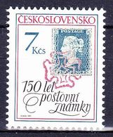 ** Tchécoslovaquie 1990 Mi 3048 (Yv BF 88 Timbre), (MNH) - Nuovi