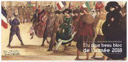 France 2020 Bloc Souvenir N°163 Y.T. - Centenaire De L'Armistice Du 11 Novembre 1918  Neuf Sous Blister - Souvenir Blocks & Sheetlets