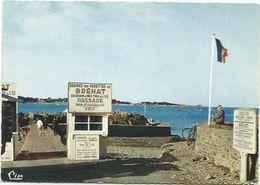 CPSM   Pointe De L'arcouest Embarcadère Pour L'ile De Bréhat - Other Municipalities