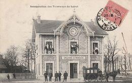 Orleans Innaugurationdes Tramways Du Loiret - Orleans