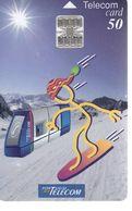Tzlzcom Card 50 - A La Montagne - Portugal