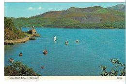 Mawddach Estuary, Barmouth - Pays De Galles