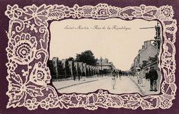 Saint-martin Rue De La Republique - Autres Communes