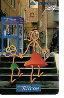 Telecom Card 50 - Enfants - Portugal