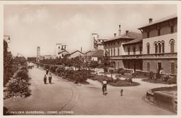 Sardegna  - Oristano - Arborea - Corso Littorio - F. Piccolo - Bella Animata - Italië