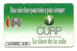 Messico - Tessera Telefonica Da 30 Pesos   T671 - Mexico