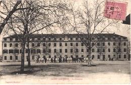 FR31 SAINT GAUDENS - La Caserne - Animée - Saint Gaudens