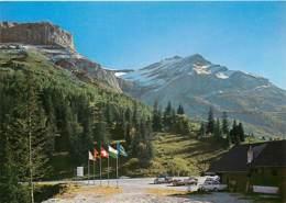 Suisse - BE Berne - Col Du Pillon, Alt 1552 M Et Vue Sur Les Diabierets - Automobiles - CPM - Carte Neuve - Voir Scans R - BE Berne