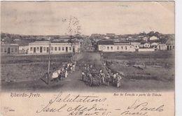 Ribeirao-Preto - Rua Da Estaçao - 1903     (A-233/II-200615) - Autres