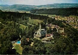 Suisse - LU Lucerne - Luzern - Hotel Château Gûtsch - Piscine - Scimming Pool - Vue Aérienne - CPM - Carte Neuve - Voir - LU Lucerne