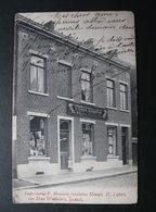 Jumet (Charleroi) - Imprimerie P. Hosdain (ancienne Maison H. Lefort, Rue Max Wattelar) - Belgique