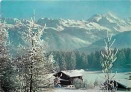 Suisse - VS Valais - Le Lac Moubra, La Vallée D'Anniviers Et Le Weisshorn - CPM - Carte Neuve - Voir Scans Recto-Verso - VS Valais