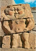 Egypte - Statue Of God Bes - Statue Du Dieu Bes - Antiquité Egyptienne - Voir Timbre - CPM - Voir Scans Recto-Verso - Autres