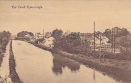3834150The Canal, Myerscough (RECLAME; F. DALMEYER. Handel In Lompen En Metalen. - England