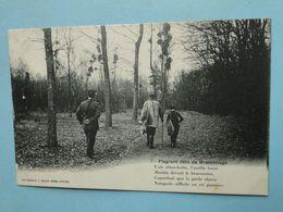 Cpa Chasse -- Série FLAGRANT DELIT De BRACONNAGE --  Carte N°7 - En Route Vers La Prison - Chasse